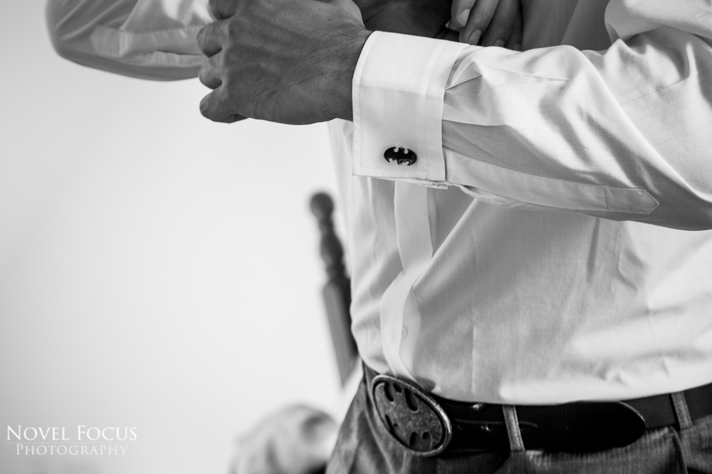 wedding cufflink