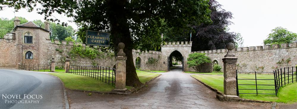 clearwell-castle-wedding