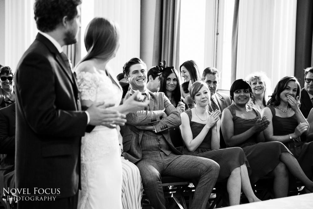 wedding at pittville pump room