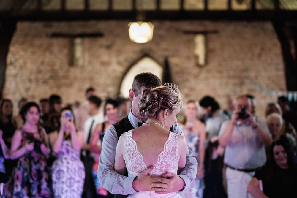 first dance wedding photography in cheltenham