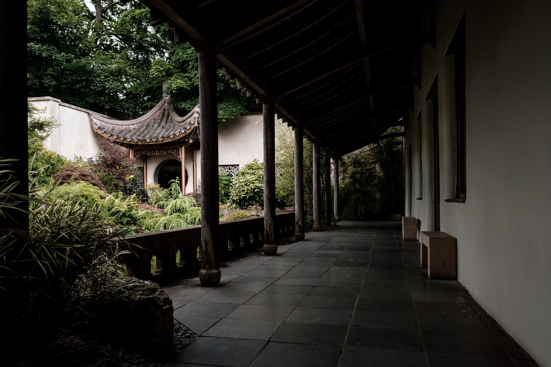 hallway at matara centre